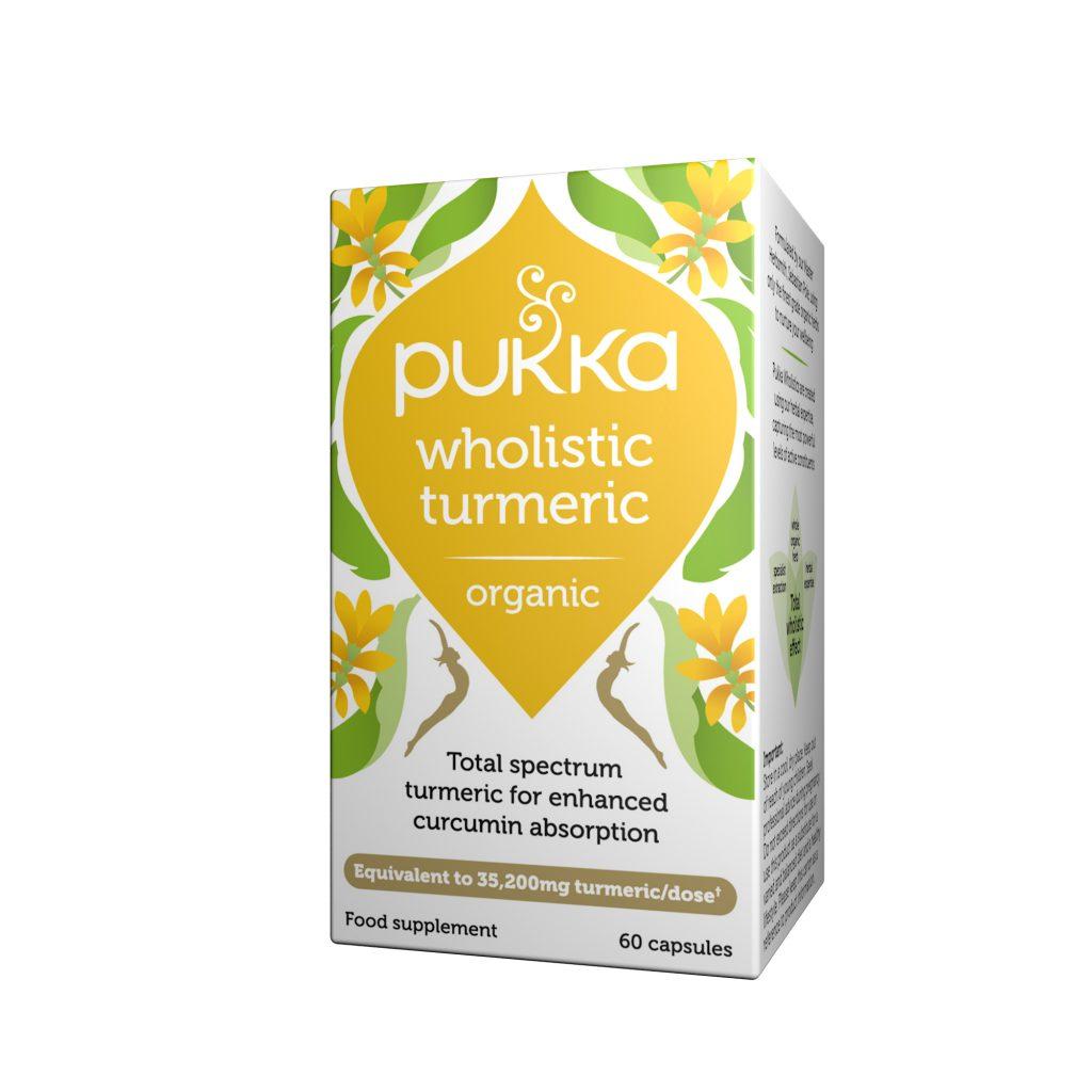 Pukka Wholistic Turmeric