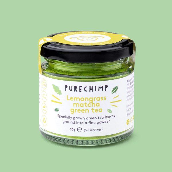 Lemongrass Matcha Green Tea