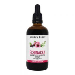 Botanicals 4 Life Echinacea Elderberry & Olive Leaf