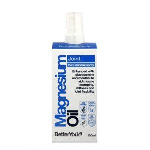 Better You Megnesium Oil