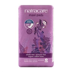 Natracare Night Time Maxi Pads