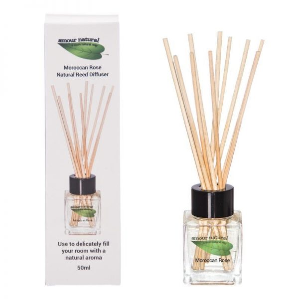 Moroccan Rose Reed Diffuser