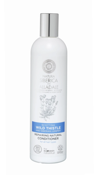 Natura Siberica Alladale Reparing Natural Conditioner