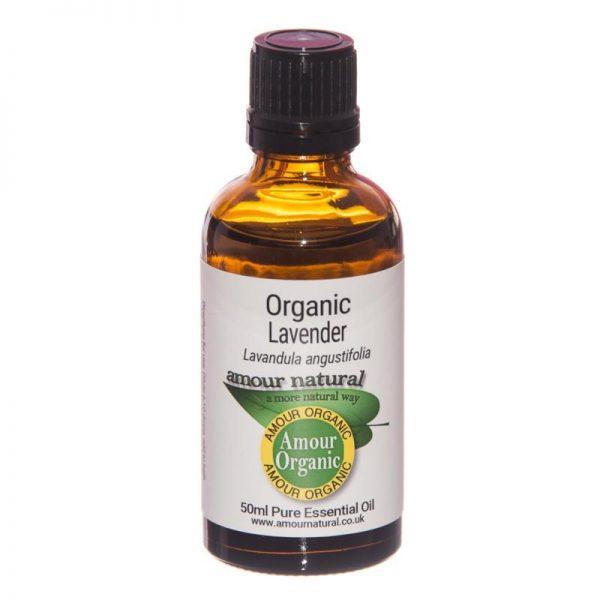 Organic Lavender 50ml