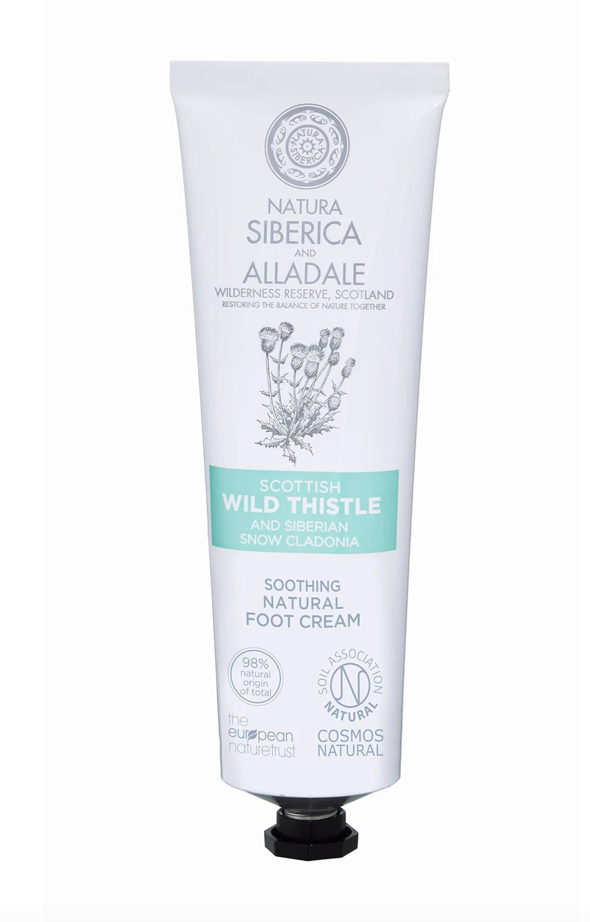 Natura Siberica Alladale Natural Foot Cream