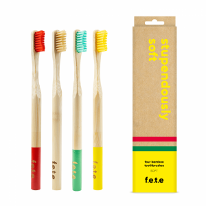 f.e.t.e. Multipack Toothbrushes Stupendously Soft