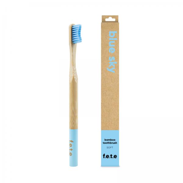 FETE Toothbrush Blue Sky