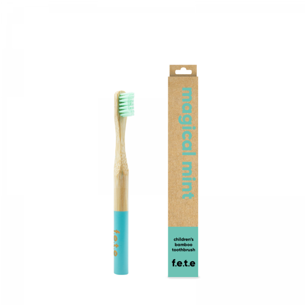 Child's Toothbrush Magical Mint
