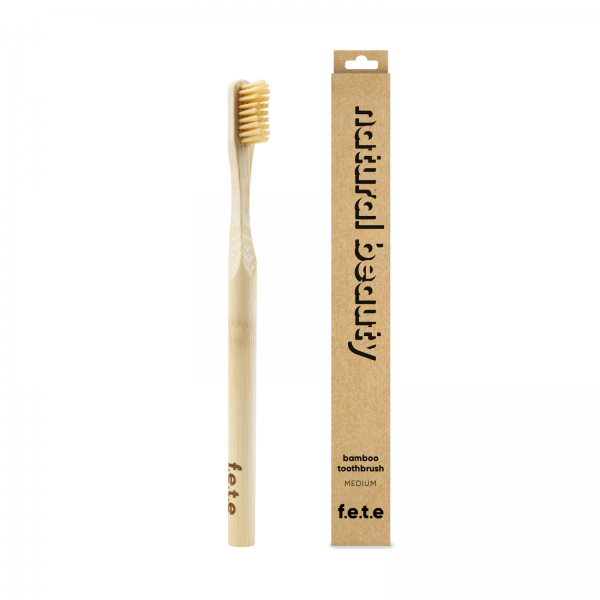 Toothbrush Natural Beauty