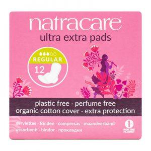 Natracare Ultra Extra Pads Regular