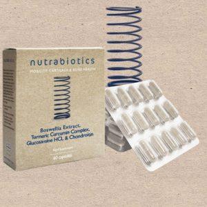 Nutrabiotics 60 capsules