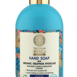 Oblepikha Siberica Hydrating Hand Soap