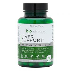 Natures Plus BioAdvanced Liver Support