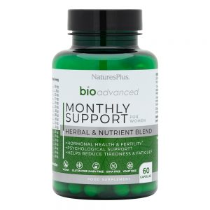 Natures Plus BioAdvanced Monthly Support for Women