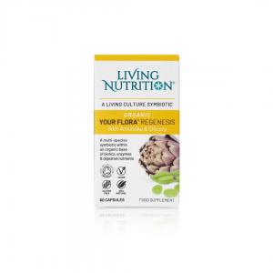 Living Nutrition Organic Your Flora Regenesis