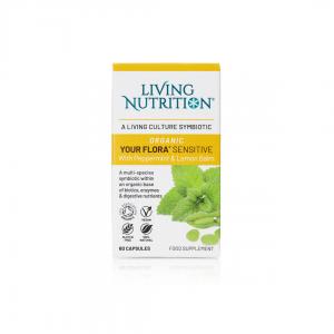 Living Nutrition Organic Your Flora Sensitive