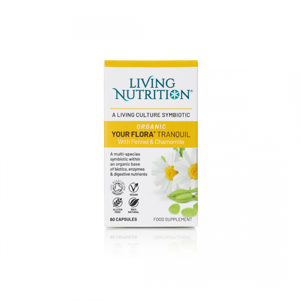 Living Nutrition Organic Your Flora Tranquil